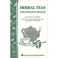【预订】Herbal Teas for Lifelong Health: Storey's Country Wisdo