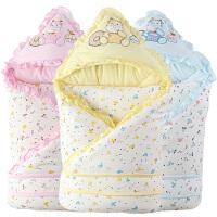 包被新生儿抱被秋冬款加厚保暖裹布包巾初生宝宝婴儿冬季外出抱毯