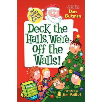 【预订】My Weird School Special: Deck the Halls, We're Off the Walls! 预订商品,需要1-3个月发货,非质量问题不接受退换货。