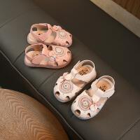 婴儿鞋童鞋宝宝夏季鞋子凉鞋软底沙滩学步鞋