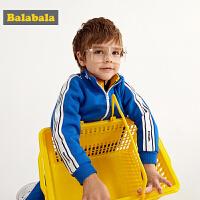 【3.5折价:125.65】巴拉巴拉童装男童套装儿童衣服新款春季小童宝宝洋气裤子上衣