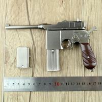 全金属1:2.05毛瑟手枪 M1932 王八盒子可拆卸具 不可发射