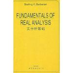 实分析基础(英文版) Sterling K.Berberian 世界图书出版公司 9787506266161