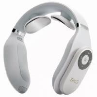 SKG颈椎按摩器4098智能护颈仪颈部按摩肩颈脖子热敷颈椎按摩仪器