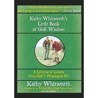 【预订】Kathy Whitworth's Little Book of Golf Wisdom: A Lifetim
