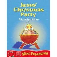 [Mini-Treasures] Jesus' Christmas Party 耶稣的圣诞聚会 ISBN9780099