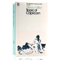南回归线 英文原版 Tropic of Capricorn 亨利米勒自传体小说 英文版三部曲之一 正版进口书籍