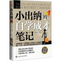 【正版二手书9成新左右】小出纳的自学成才笔记 管秀萍 化学工业出版社