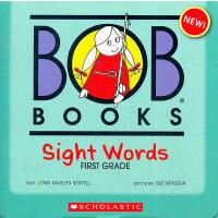 Bob Books: SightWords (First Grade Set) 鲍勃书:常见词(第一级套装)ISBN97