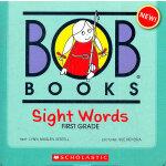 Bob Books: SightWords (First Grade Set) 鲍勃书:常见词(第一级套装)ISBN9