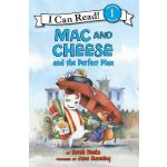 【预订】Mac and Cheese and the Perfect Plan 9780061170843