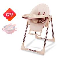 宝宝餐椅多功能儿童餐椅可折叠婴儿座椅便携式小孩学坐吃饭餐桌椅YW121