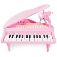 儿童电子琴带麦克风宝宝电子琴玩具孩子钢琴女孩早教礼物