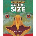 【预订】Prehistoric Actual Size 9780544582385