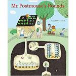 【预订】Mr. Postmouse's Rounds 9781771385725