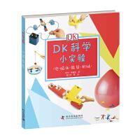 DK科学小实验:电 磁体 能量 机械