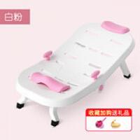 儿童洗头躺椅宝宝神器可折叠家用小孩床女童洗发加大