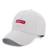 帽子女 夏天韩版潮人棒球帽男士鸭舌帽明星同款遮阳防晒太阳帽