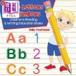 【中商海外直订】Trace Letters and Numbers: Children's Reading