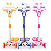 新款时尚儿童三轮四轮闪光蛙式滑板车减震摇摆车