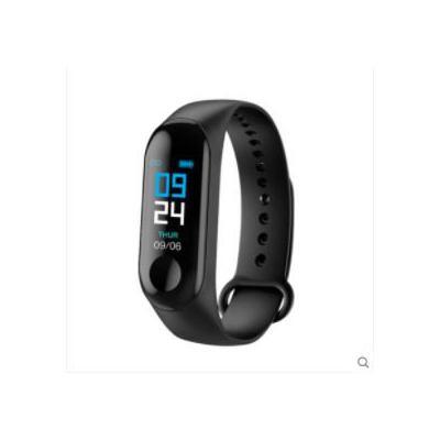 闹钟手环智能提醒大学生手表男女夜光触摸屏计步运动手环 品质保证 售后无忧