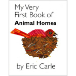 卡尔爷爷:我的本动物书进口原版 硬纸版 童趣绘本学前教育(4-6岁),Eric Carle(艾瑞・卡尔),PENUS,
