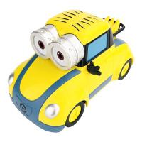 小黄人玩具车模型电动亲子男孩女孩儿童抖音同款无线遥控汽车 官方标准版