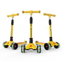 三四轮宝宝玩具踏板滑滑车儿童金刚滑板车3-4-6-12岁小孩溜溜车