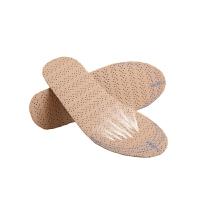 3双装加厚头层牛皮儿童鞋垫透气吸汗防臭小孩可裁剪除臭真皮鞋垫