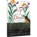 英文原版绘本 Up In The Garden And Down In The Dirt 花园里 泥土中 大自然儿童科