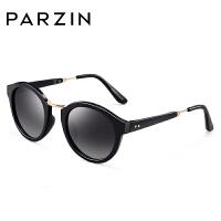 帕森 新款时尚复古偏光太阳镜 潮女士司机驾驶镜墨镜9536