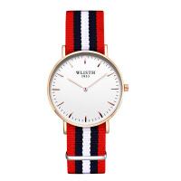 手表IPS电镀 男士薄款时尚学生男表防水石英手表