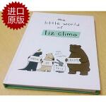 【现货】英文原版 你今天真好看the little word of Liz Climo丽兹克莱莫 原版精装!