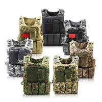 户外军迷多功能战术背心作战马甲防护背心CS野战特种兵装备防刺服