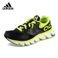 【到手价:379元】阿迪达斯adidas童鞋酷炫跑鞋跑步鞋耐磨防滑儿童运动鞋男童户外休闲鞋 AF4412