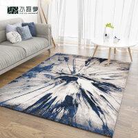 卧室地毯客厅沙发茶几毯子床边进门垫中式欧式美式现代简约