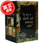 现货 英文原版 梅格时空大冒险全5册套装 时间的皱折 皱纹 褶皱 A Wrinkle in Time 时间的五重奏 5本全套 Madeleine L'Engle