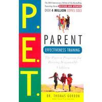 【现货】英文原版 Parent Effectiveness Training父母效能训练:培养孩子责任心