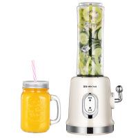 金正复古榨汁机原汁机 便携式果汁机料理搅拌机梅森杯JB30A