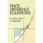 Finite Difference Equations (【按需印刷】)
