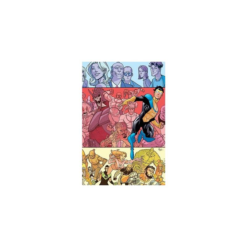 【预订】Invincible Volume 3: Perfect Strangers 预订商品,需要1-3个月发货,非质量问题不接受退换货。