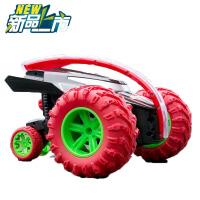 儿童玩具车遥控汽车充电电动翻转特技车翻斗车越野男孩无线遥控车c