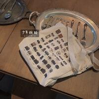 韩国is帆布单肩女包文艺复古照相机手提包大容量约百搭购物袋 相机