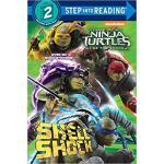 【预订】Shell Shock (Teenage Mutant Ninja Turtles: Out of the S