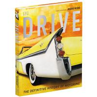 英文原版 Drive: The Definitive History of Motoring Giles Chapma