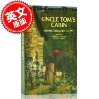 现货 Uncle Tom's Cabin 汤姆叔叔的小屋 英文原版 书