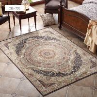 地毯客厅茶几家用波斯欧式床边榻榻米可机洗沙发防滑美式卧室地垫