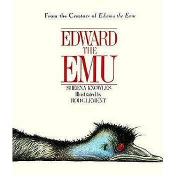 【预订】Edward the Emu 预订商品,需要1-3个月发货,非质量问题不接受退换货。