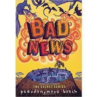 【预订】Bad News 9780316320450