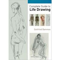 【预订】Complete Guide to Life Drawing 9781844486908